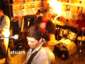 Show da banda Stuart na 2ª edição