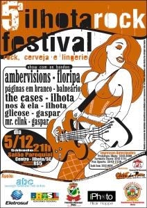 ILHOTA ROCK FESTIVAL 2009
