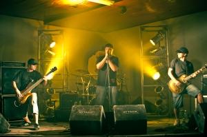 Show da banda Páginas em Branco na 5ª edição do Ilhota Rock
