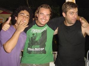 FESTA DOS ORGANIZADORES DO ILHOTA ROCK FESTIVAL 2009