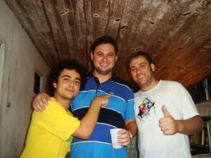 FOTOS DA FUNDAÇÃO DO CLUBE DO ROCK