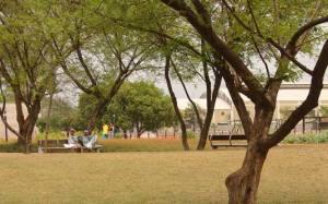 Local onde funcionou Casa da Detenção por 46 anos se tornou parque estadual (Foto G1)