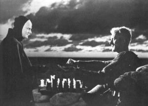 Famosa cena do filme O sétimo Selo