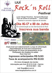 1º Ijuí Rock'n Roll Festival