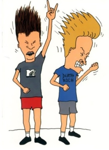 Beavis & Butt-Head da MTV