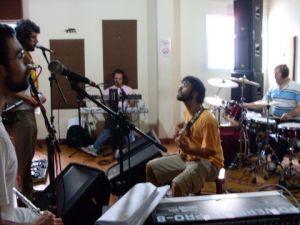 Estúdio de gravação Produssom (SP)