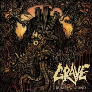 Grave-Burial Ground