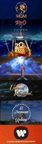 Logotipos de estúdios de cinema