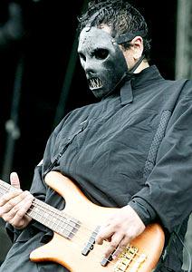 Paul Gray do Slipknot