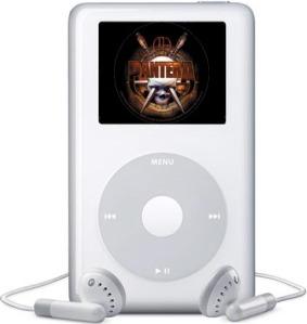 20 Músicas para se Ouvir no Ipod - Pantera