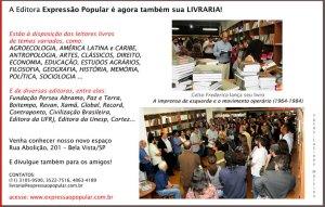 A Editora Expressão Popular agora é sua livraria