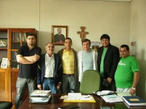 Clube do Rock fecha parceria com a igreja Católica São Pio X