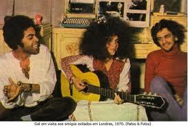 Gil, Caetano e Gal