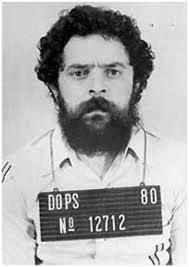 Lula fichado no DOPS