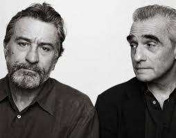 Martin Scorsese e Robert DeNiro