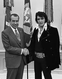 Nixon e Elvis