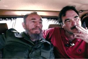 Oliver Stone e Fidel