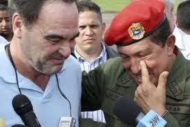 Oliver Stone e Hugo Chavez