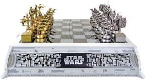 Tabuleior de xadrez Star Wars