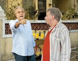 Arnaldo Jabor - Cena do filme A Suprema Felicidade