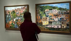 Bob Dylan expõe quadros inspirados no Brasil