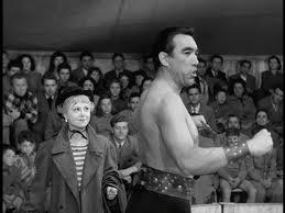 Frederico Fellini - Cenas do filme La Strada de 1954