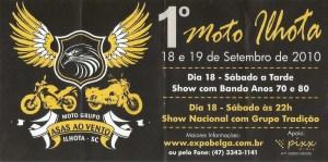 Moto Ilhota 2010