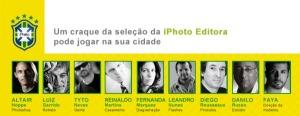 Leve um craque da iPhoto Editora para sua cidade