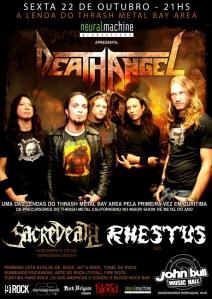 Cartaz Death Angel