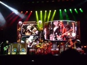 Show do Rush em São Paulo, feitas por Diego
