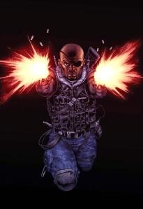 Nick Fury, Agente da S.H.I.E.L.D.