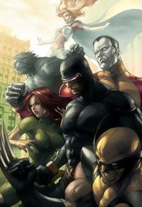 Marvel X-Men4