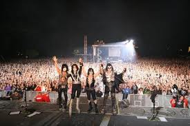 Shows do Kiss em arena