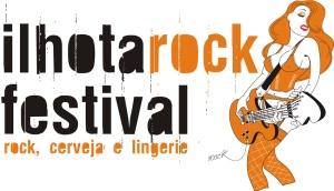 Logo do Ilhota Rock Festival