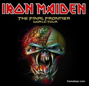 Iron Maiden - The Final Frontier World Tour
