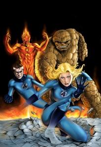 Marvel Quarteto Fantástico