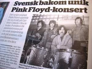O fóssil perdido do Pink Floyd