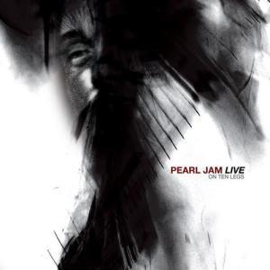 Pearl Jam - A capa de Live on Ten Legs, nas lojas a 17 de janeiro