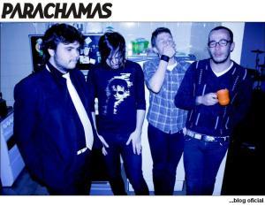 Parachamas