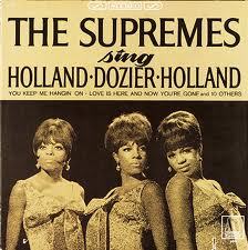 The Supremes - The Supremes Sing Holland – Dozier-Holland (1967, Motown)