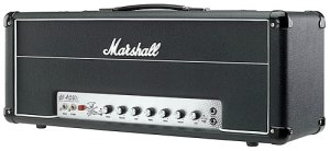 Amplificador da Marshall com som do Guns