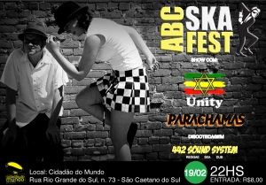 Cartaz - ABC Skafest
