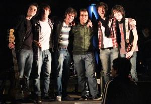 Banda Marujo Cogumelo no Ilhota Rock Festival 2011