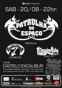 Patrulha do Espaço em Joinville
