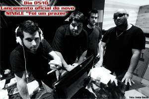 Novo single da banda Página em Branco. Clique aqui e ouça!