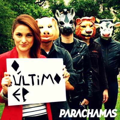 Capa Oficial do Parachamas - Último EP
