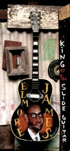 Elmore James - king of the slide guitar (1992) front
