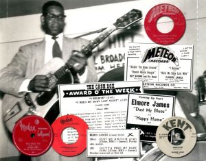 Elmore James - the classic early inlay 1