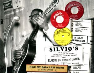 Elmore James - the classic early inlay 2