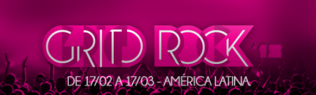 Grito Rock 2012 banner
